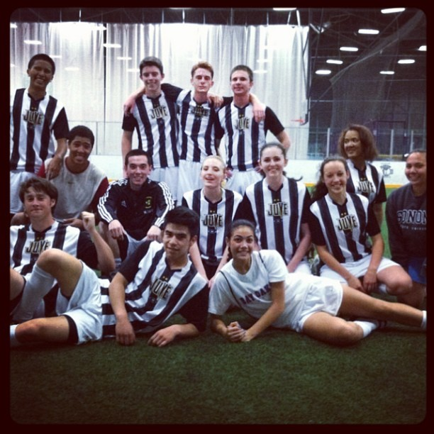That was a fun season guys.  @autymn_season @augustine94 @jhouse95 @alejandrojasso @wupp17 @_mattneff #bladium #soccer #santos #bsm #4hunnid #squad  (at Bladium Sports & Fitness Club)
