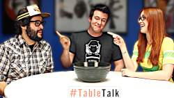 Table Talk: Slut Shaming Edition!  Click the image for the story: http://bit.ly/10guWxt