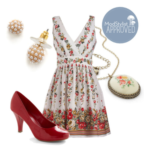 Spring is on it's way, and we are ready for floral dresses! What trends are you looking forward to this spring?