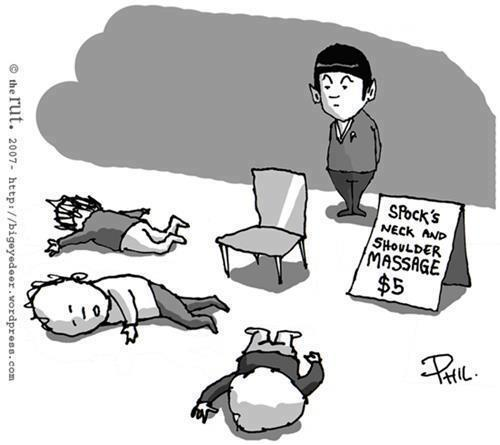 Spock's failed business venture