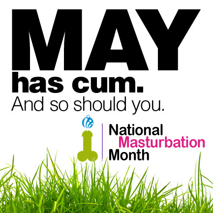 Cum celebrate National Masturbation Month with The Erotic Networks!