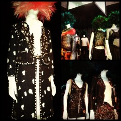 Punk: Chaos to Couture at the Met #fashion #punk #nyc  (at The Metropolitan Museum of Art)