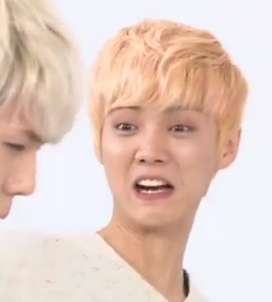 my fave luhan derp pic tumblr