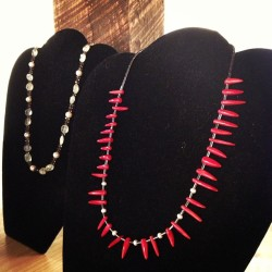 New jewelry from KO Designs! (at j fergeson gallery)