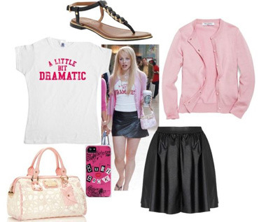 gurl:  Mean Girls fashion is so fetch! (Did I use that right, Gretchen?!) Check out our 10 Ways To Dress Like The Girls Of Mean Girls!