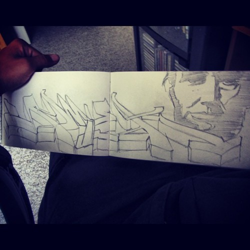 Fresh outline by Smek #outline #sketch #tmicrew #smek