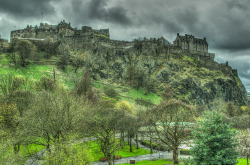Edinburgh Castle » by JB_1984