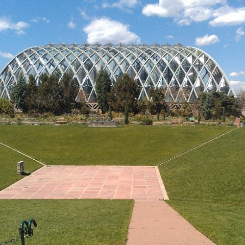 To the Gardens! (at Denver Botanic Gardens)