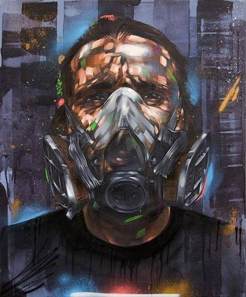 autopsi-art:  It's Smog One