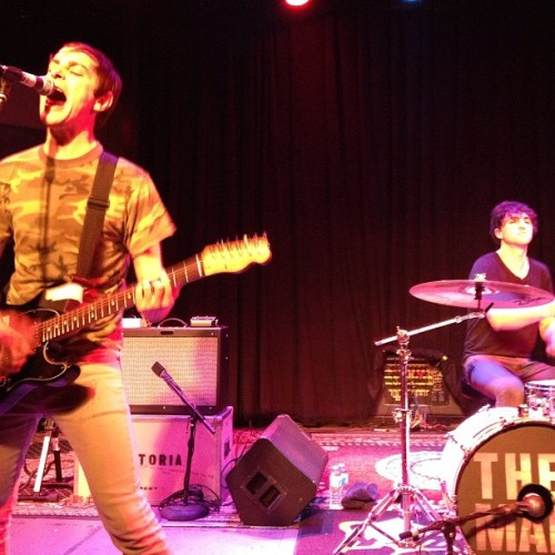 thebatmang:  The Thermals were fantastic!  Great show