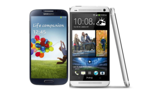 Should I buy a HTC One or Samsung Galaxy S4?