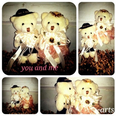 you and me :* #love #project #photo #instagram #instagroup #instafamily #instaphoto #instamood #thingies #renda #lovelyplace #life #lovelythingies #bear #artsfreak #arts #animalthingies #boy #girl #happy #happythingies #fashion #fashionlover #fun #flowers #dreamland #dreamcity #style #stuff #smile #smooch #cutethingies #cute #hat #Jakarta #happilyeverafter #lovestory