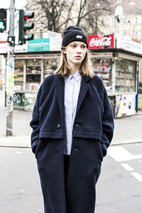 antspiration winterwear ootd nike beanie womenswear snobshots streetwear street fashion girls
