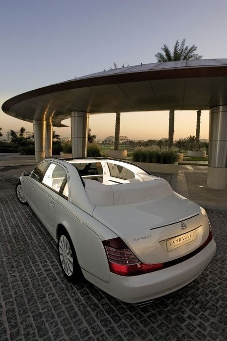 Dream car- Maybach