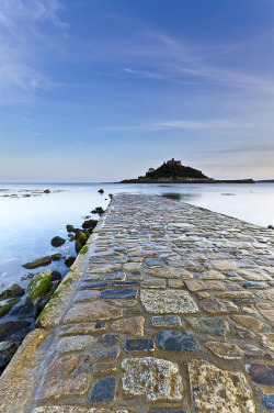 St. Michael's Mount [Explore #208, July 2, 2011] by Martin Mattocks (mjm383) on Flickr.