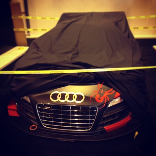 Our #sia13 booth is starting to come together. cc: @audi  (at Colorado Convention Center)