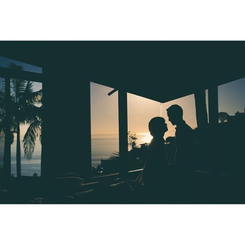 Prepping blog posts.  Love sessions at home! #sunset #engagement #home #lagunabeach #photography #love  (at Alice Hu Photography)