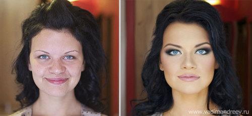 vadim andreev makeup makeup inspiration makeup photos makeup before and after before and after makeup before and after makeup photos beauty hairstyles tutorials