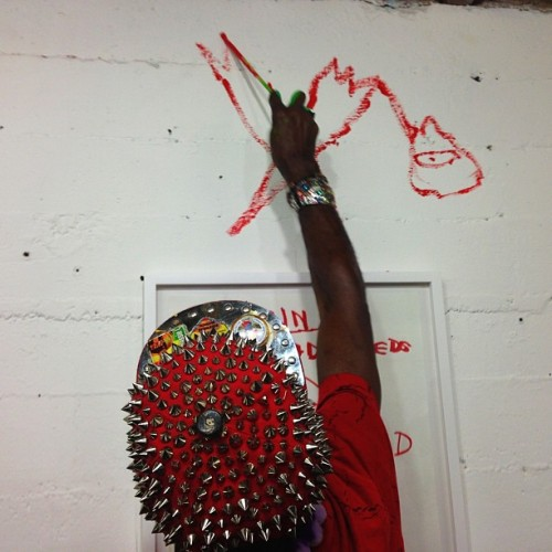 #graffiti #leescratchperry @dempasswords (at Dem Passwords)