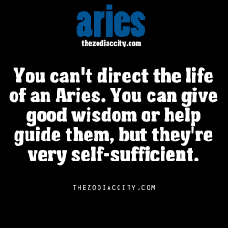 zodiaccity:  Zodiac Aries facts.
