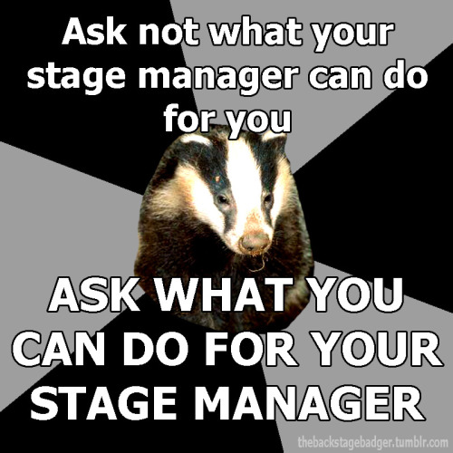 "thebackstagebadger:  Submitted by coffeeraptor Now until the end of June- get 20% off all Badger shirts by using the code ""SUMMER"" Click here for the shop!"