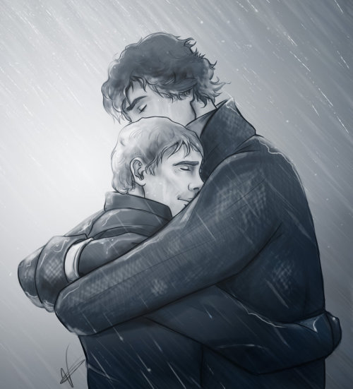 fyeahsherlockandjohn:  Sherlock x Watson BBC - It was all for you by =VoydKessler