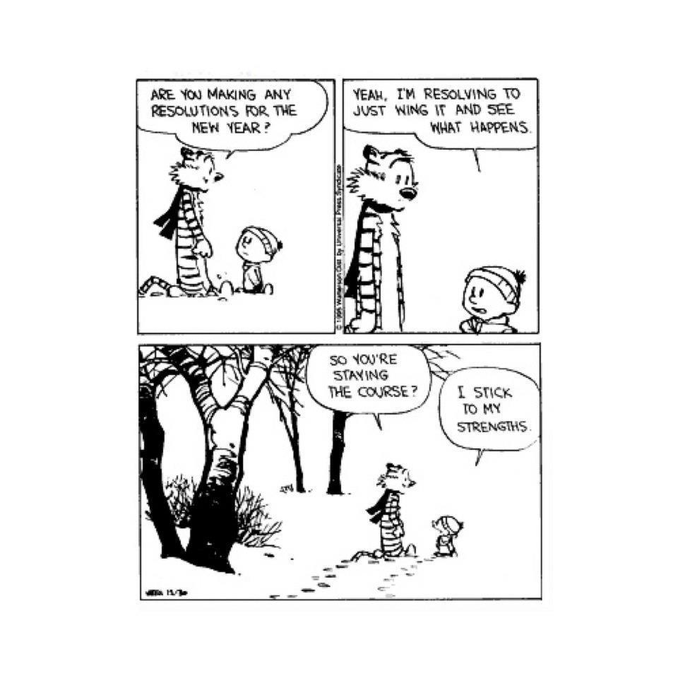 aquaticwonder:  Calvin and Hobbes