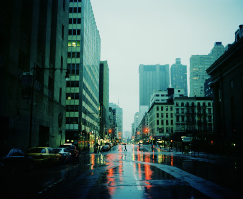 harrymitchell:  New York, 2011