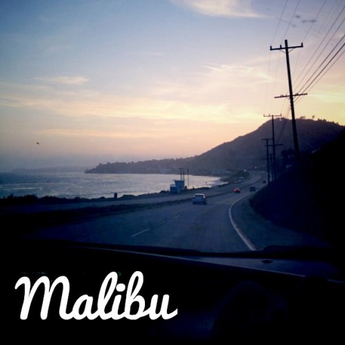 Postcard of paradise. #latergram #typic #malibu