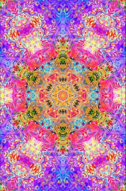psychonauticsymphony:  Peyote Rose by *Wildraw.