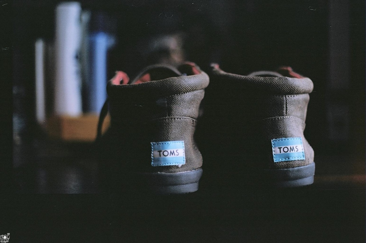 My Toms Botas | New York, NY.