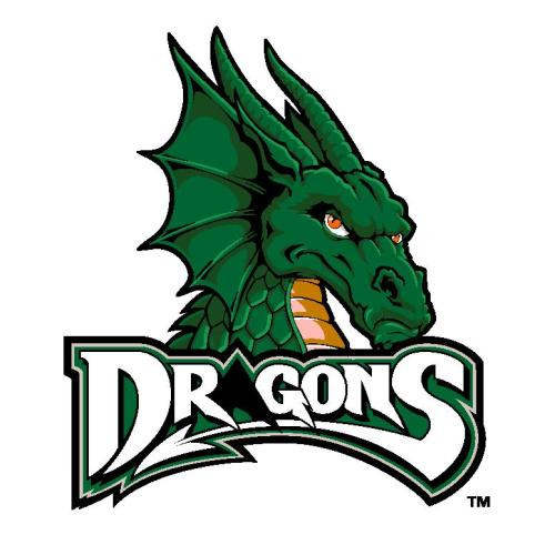 Yep, Dayton Dragon would just as soon kill you as look at ya  #baseball