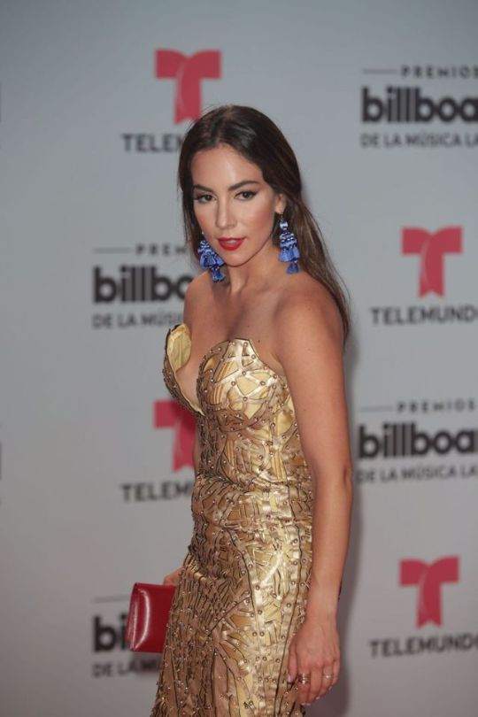 Mariana Atencio Nip Slip