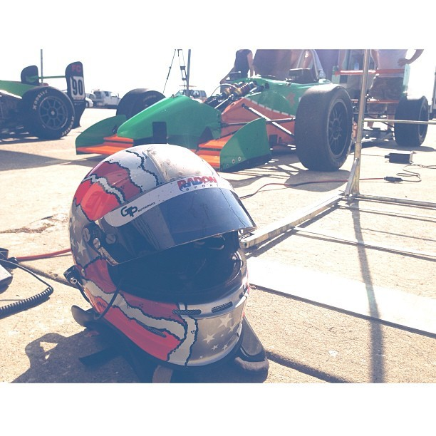 jorofoto:  First session done @timpauldrive and getting ready for afternoon sessions #f2000 #racing #Sebring #usf2000 #SMR