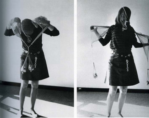 bloomplague:  Lygia Clark.