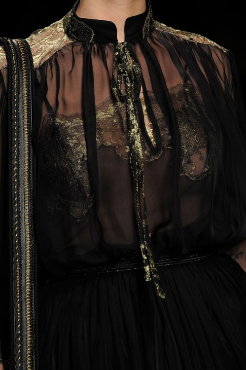 Salvatore Ferragamo Milan Fall 2012