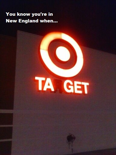 The local Target in Pittsfield.
