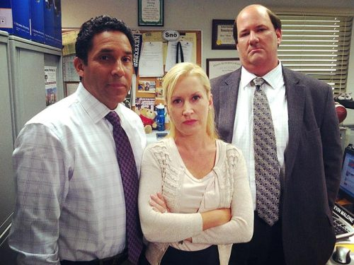"heyyyybrother:  Some of Angela Kinsey's photos from The Office. Full captions and original story at http://www.people.com/people/gallery/0""20700595_21322803,00.html#21322811"