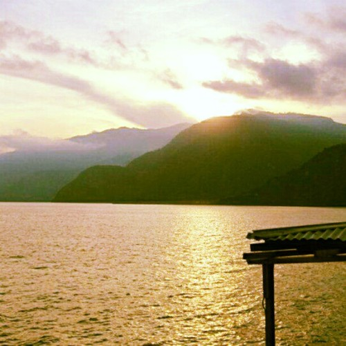 Again picture of #lake in #Guatemala