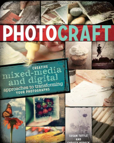 I am going to have a give-away to all my DIY'ers and craftster out there!  The Prize: Photocraft: creative mixed-media and digitalapproaches to transofrmining your photographs by Susan Tuttle and Christy Hydeck(see photo)  I will send out little fun surprises to runner ups! To Enter: Reblog this post. Tag your reblog with Dizzymaiden You must be followingDizzymaiden Rules and Conditions: You must be at least18to enter, as per Tumblr guidelines. Deleting or altering the text of this post will disqualify you. Your ask box must be openfor me to contact you, if you win. Likes donotcount, though it's fine to like this to bookmark the post. Please be courteous — don't spam reblog. This will disqualify you. You must be willing to give us a shipping address to send the prize. The winner must respond within 48 hours or another winner will be chosen. Other Info: This giveaway ends onAugust 25th at Noon EST The winner will be chosen at random The worth of this giveaway is about $20.00 USD. I will pay for shipping expenses, including international shipping. It's okay to reblog this post more than once, but like I said, please don't spam.. Feel free to messageDizzymaiden (me)if you have ANY questions. Good luck my crafty friends!