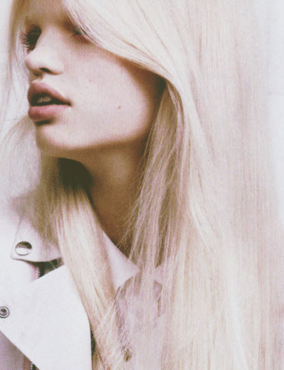 "furples:  Daphne Groeneveld by Josh Olins for ""Spring Breeze"" Vogue China Feb 2012"