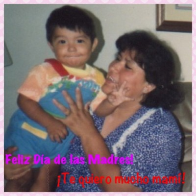 ¡Feliz día de las madres! ¡Te quiero mucho mamí! Gracias por todo, hasta lo que no merezco. Quiero qué seas una madre orgullosa de su hijo.   Happy Mothers Day! I love you, mommy! Thank you for all what you have done for me even though I don't deserve it. I want you to be proud of me! 😄😃😀☺😉😍👩👦💛💙💜💚❤💗💓💓💖💞  And as well, happy Mother's Day to all the mothers out there!  #happymothersday #MothersDay