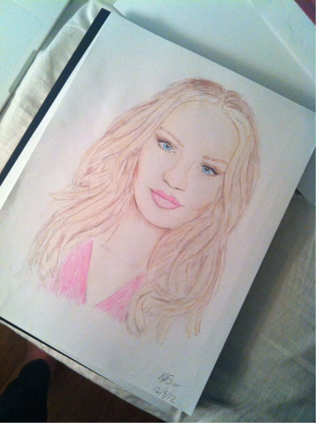 Got bored and drew Candice