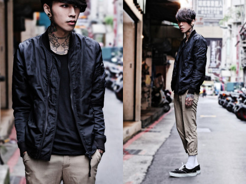 lookbookdotnu:  210413 TODAY STYLE (by IVAN Chang)