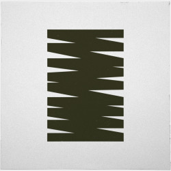 geometrydaily:  #411 Monument scribble – A new minimal geometric composition each day