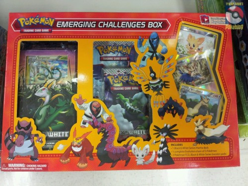 Pokémon Trading Card Game: Emerging Challenges Box Set http://trainerdaniels-pokeblog.tumblr.com/