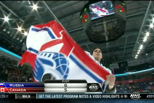Nail with the Lokomotiv flag (sniff) c/o SBNation