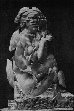 frenchtwist:  via regardintemporel:  Jiří Kolář - Sculpture, ca. 1960