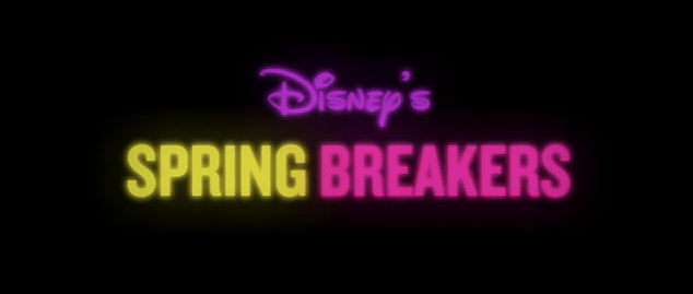 imwithkanye:  Disney Princess Spring Breakers. [via]