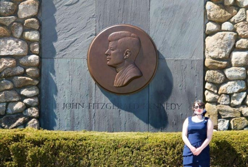 Kennedy Memorial in Hyannis, MA. Spring 2012. Can't wait to go back soon!